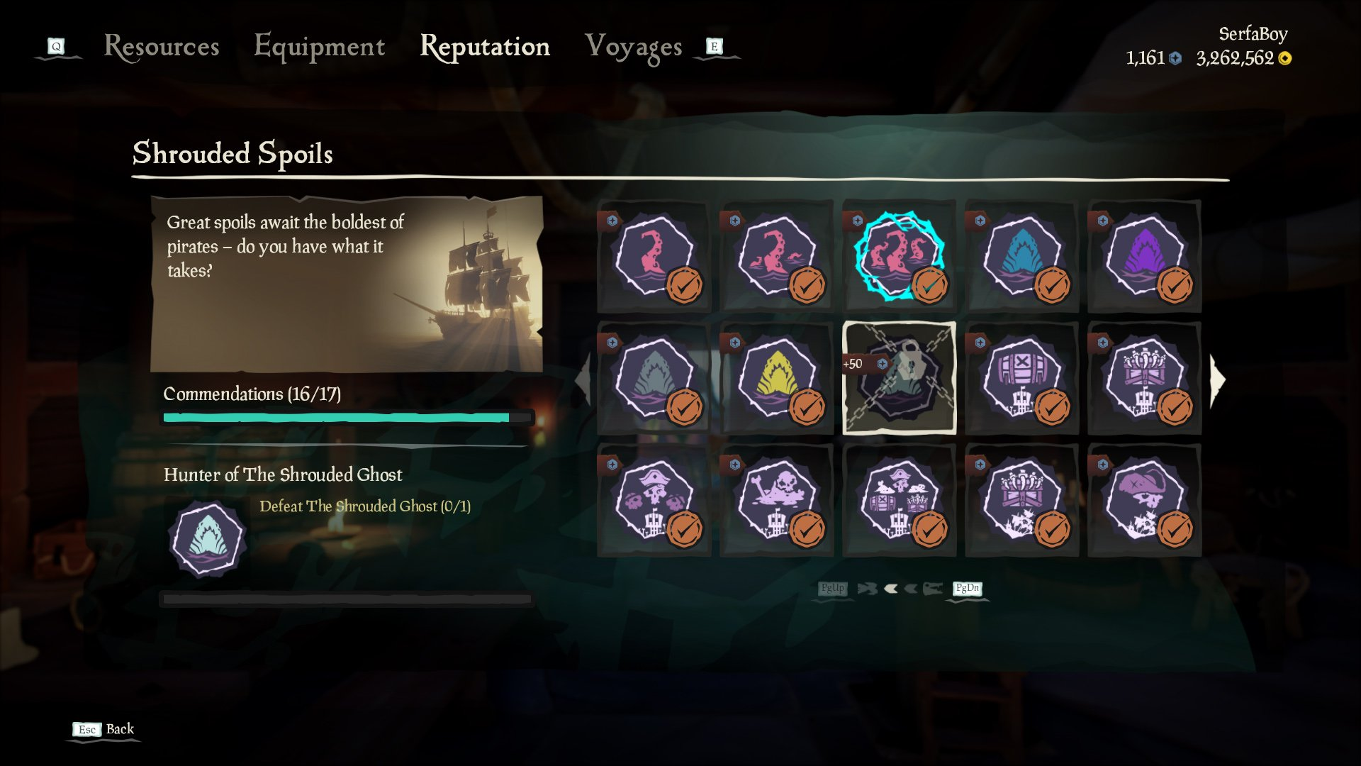 Sea of Thieves bilge rat adventures doubloons