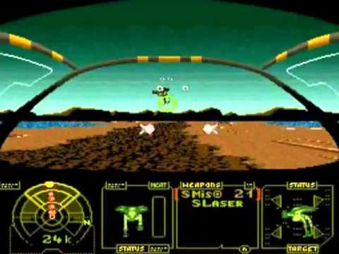 Mechwarrior on SNES used Mode 7 in a pretty great manner.