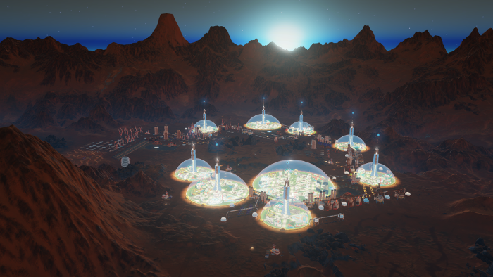 Surviving the Aftermath hopes to build on what the team learned from Surviving Mars.