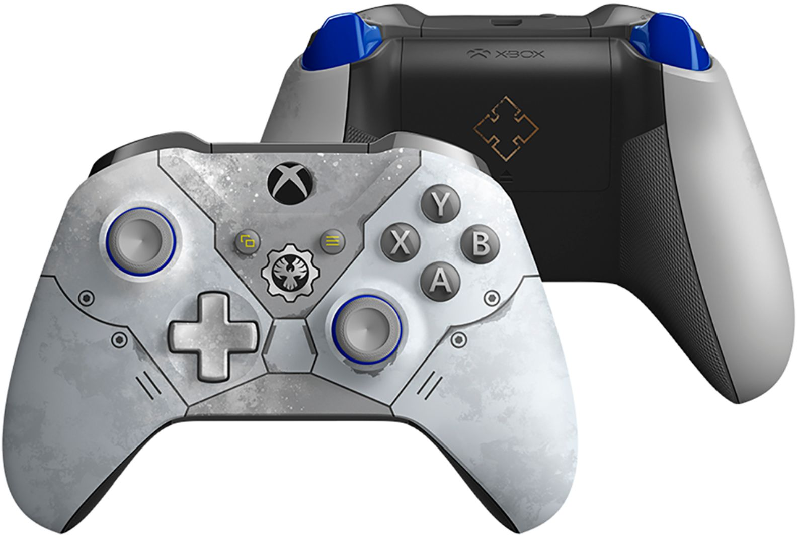 The Gears 5 Kait Diaz controller in question.