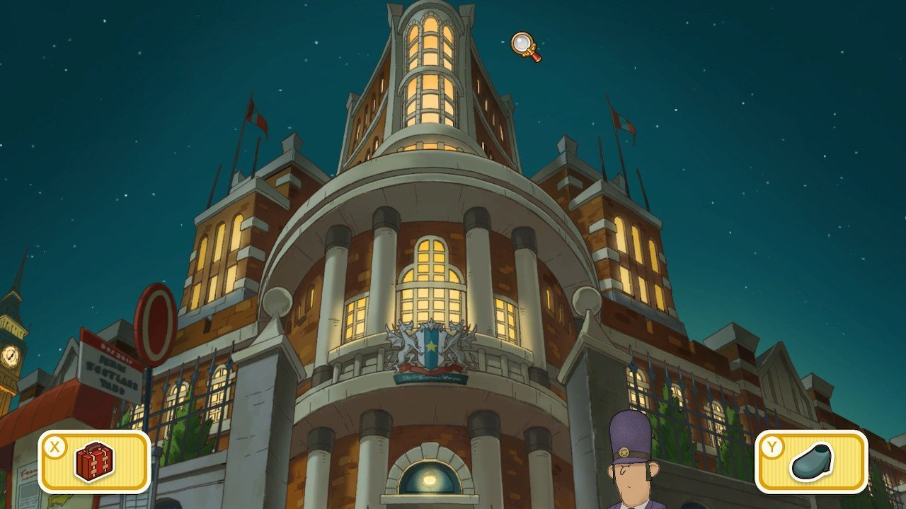 From top to bottom, Katrielle and the Millionaires' Conspiracy is a gorgeous looking and sounding game.