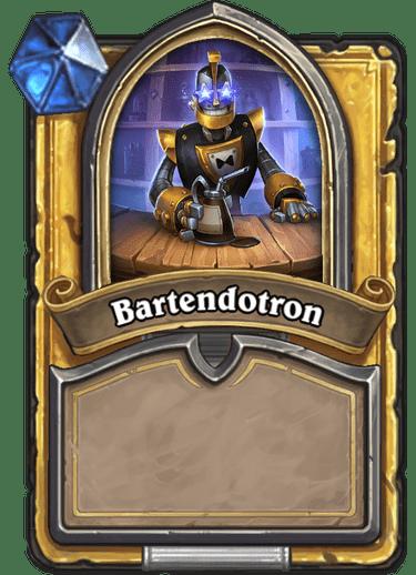 Bartendotron