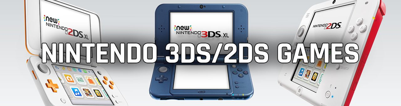 Top 3ds Games 2020.Black Friday 2019 Nintendo 3ds 2ds Deals For Hardware
