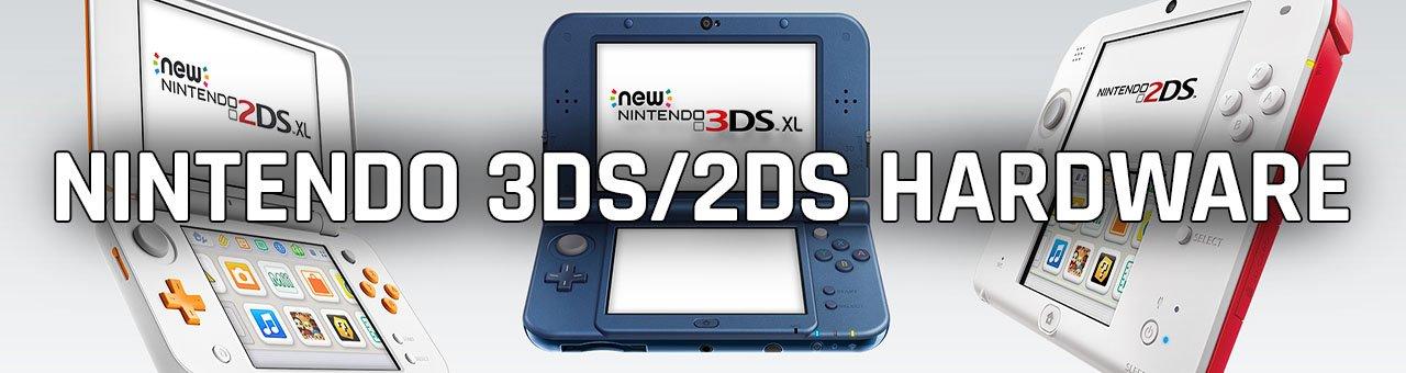 Best Black Friday 2019 Nintendo 3DS 2DS Hardware Deals