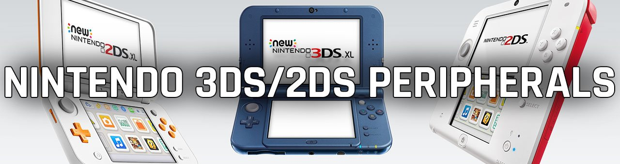 Best Black Friday 2019 Nintendo 3DS 2DS Peripherals Deals