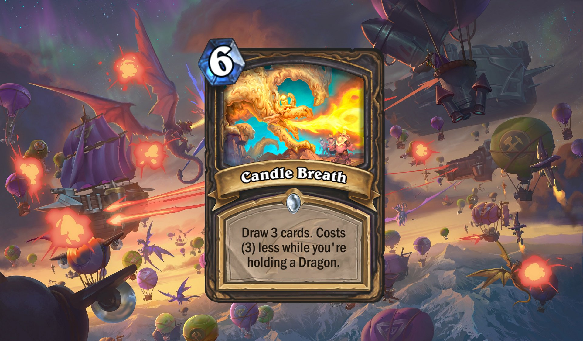 Hearthstone - Candle Breath