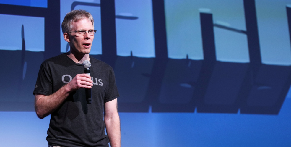 Carmack says he wishes to work in the AI field.