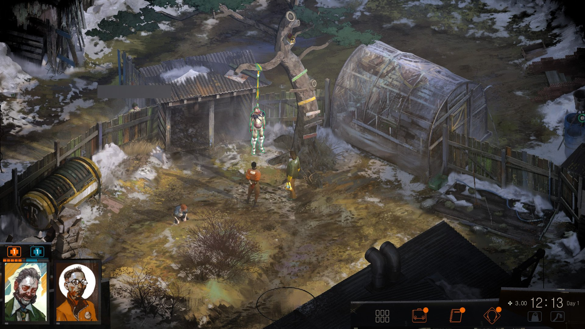 disco elysium review story