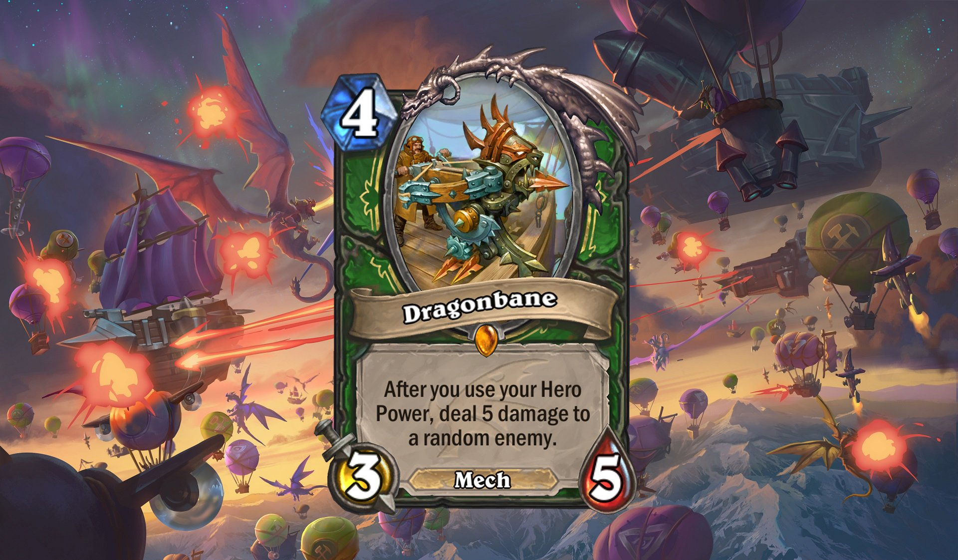 Hearthstone - Dragonbane