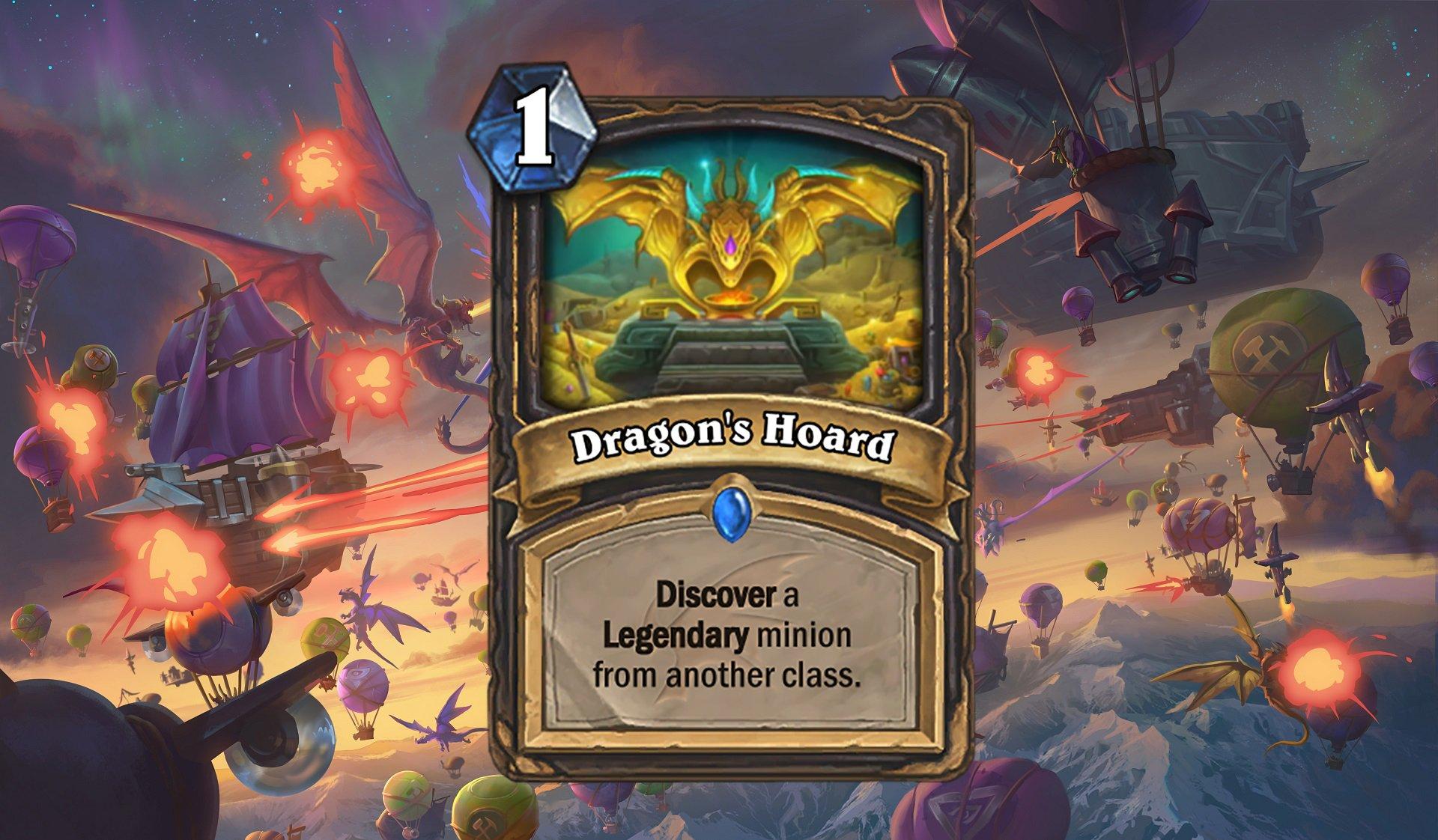Hearthstone - Dragon's Hoard