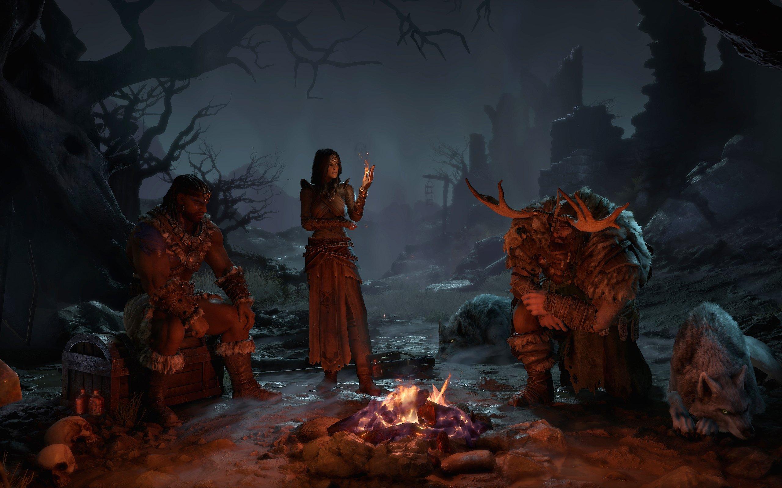 Diablo 4 - BlizzCon 2019