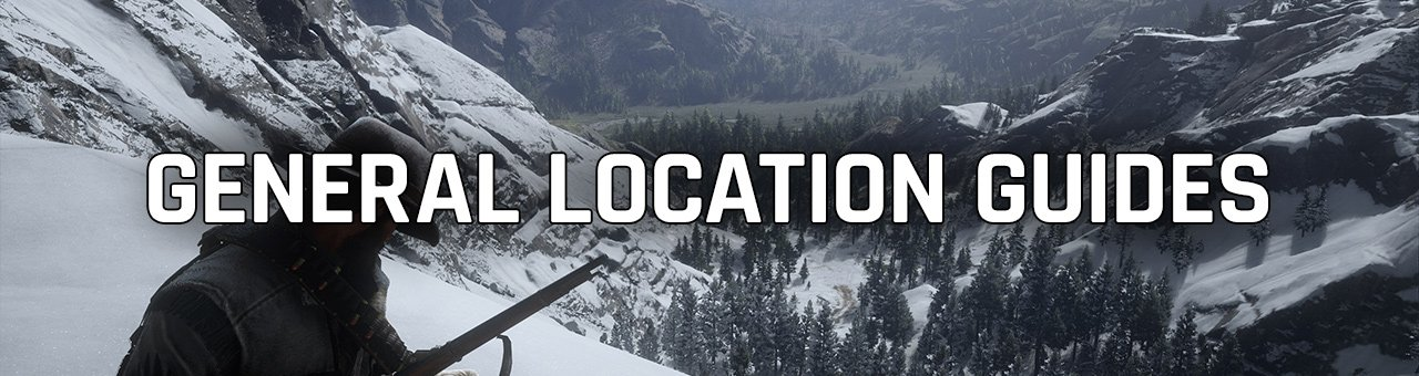 Location Guides Red Dead Redemption 2