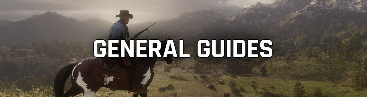 Red Dead Redemption 2 Guides