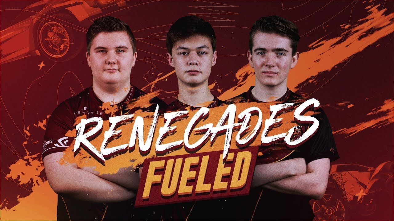 The Houston Outlaws will join the Renegades, who are currently holding the Rocket League Oceania region down with a 6-1 record in Season 8. [Image by Renegades]