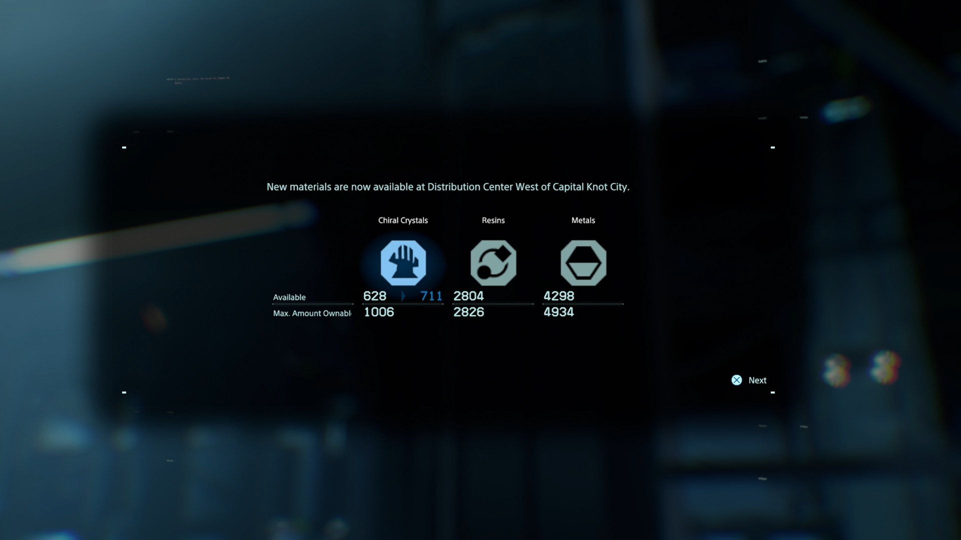 How to get more crafting mats - Death Stranding