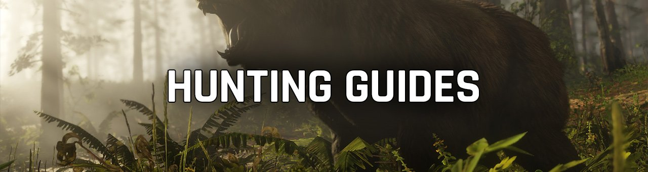 Hunting Guides Red Dead Redemption 2