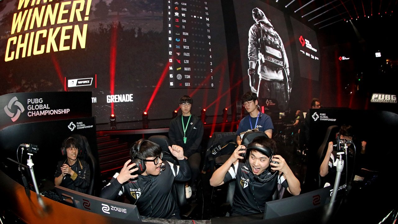 Gen.G took the win in the first two rounds of the PUBG Global Championship Grand Finals with an impressive kill count to match, setting them up for success throughout the rest of the tournament.