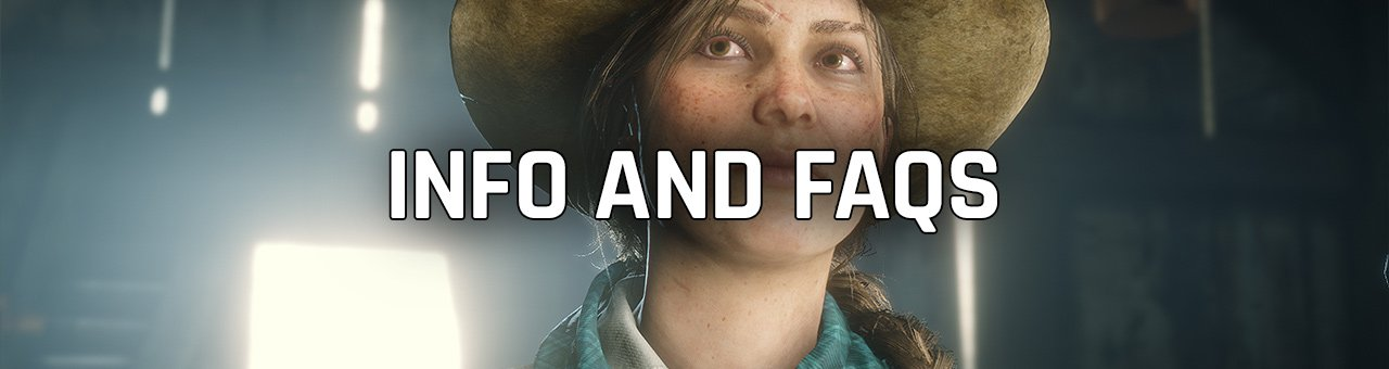 RDR2 info and faqs