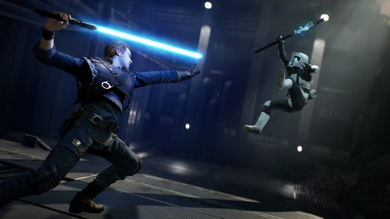 Hopefully, the success of Star Wars Jedi: Fallen Order means EA will continue to pursue unique angles to gameplay in the franchise