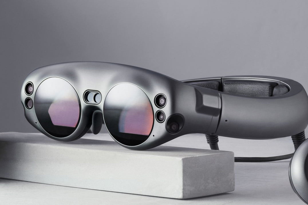 Magic Leap shipped a devkit last year.