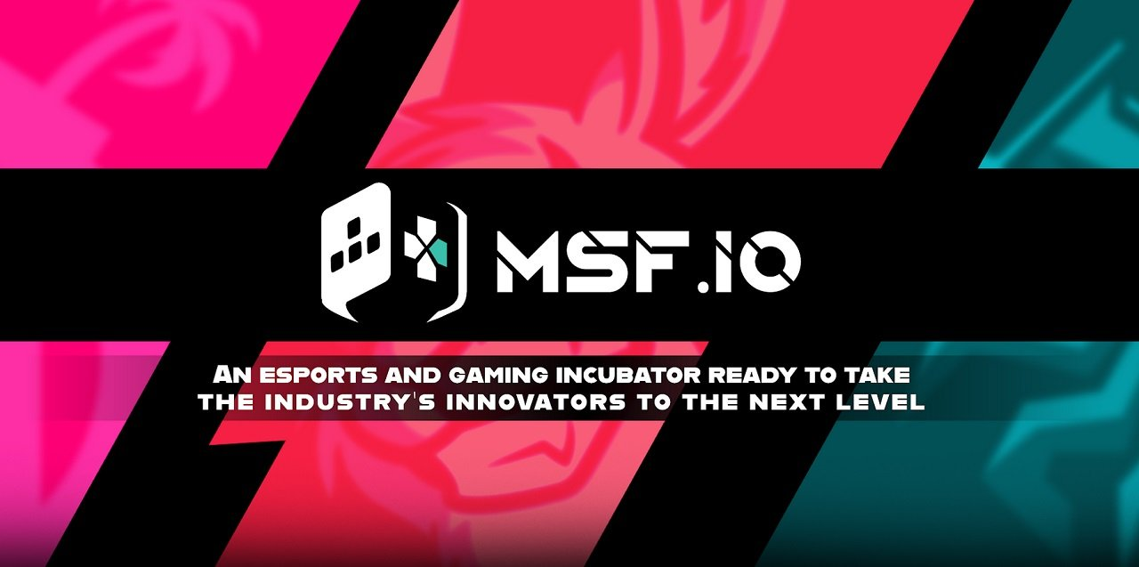 With their $10 million incubator and seed fund in place, MSF.IO could help boost otherwise overlooked esports and gaming development and innovation.