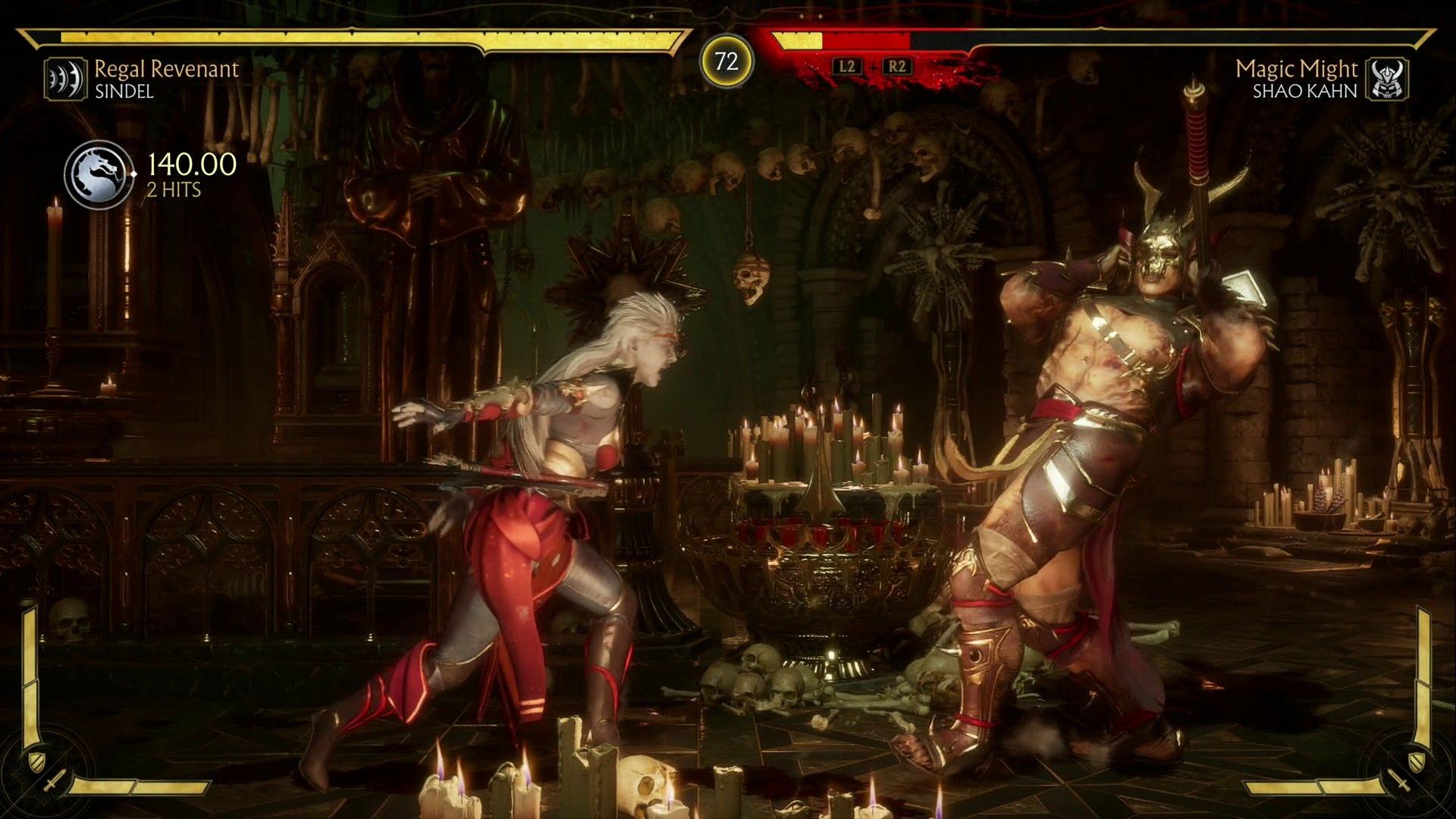 Mortal Kombat 11 - Sindel