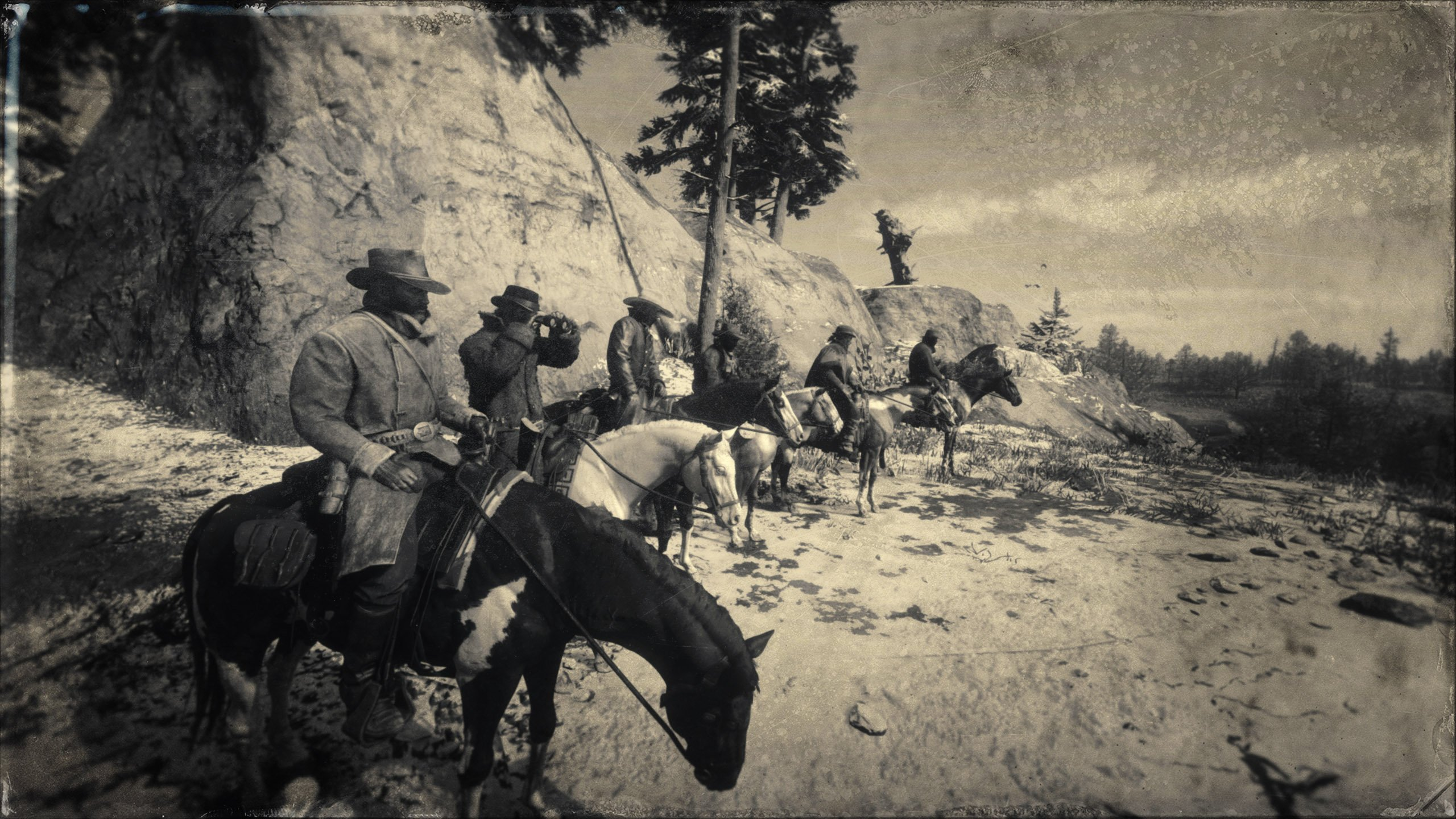 PC Photo Mode Red Dead Redemption 2