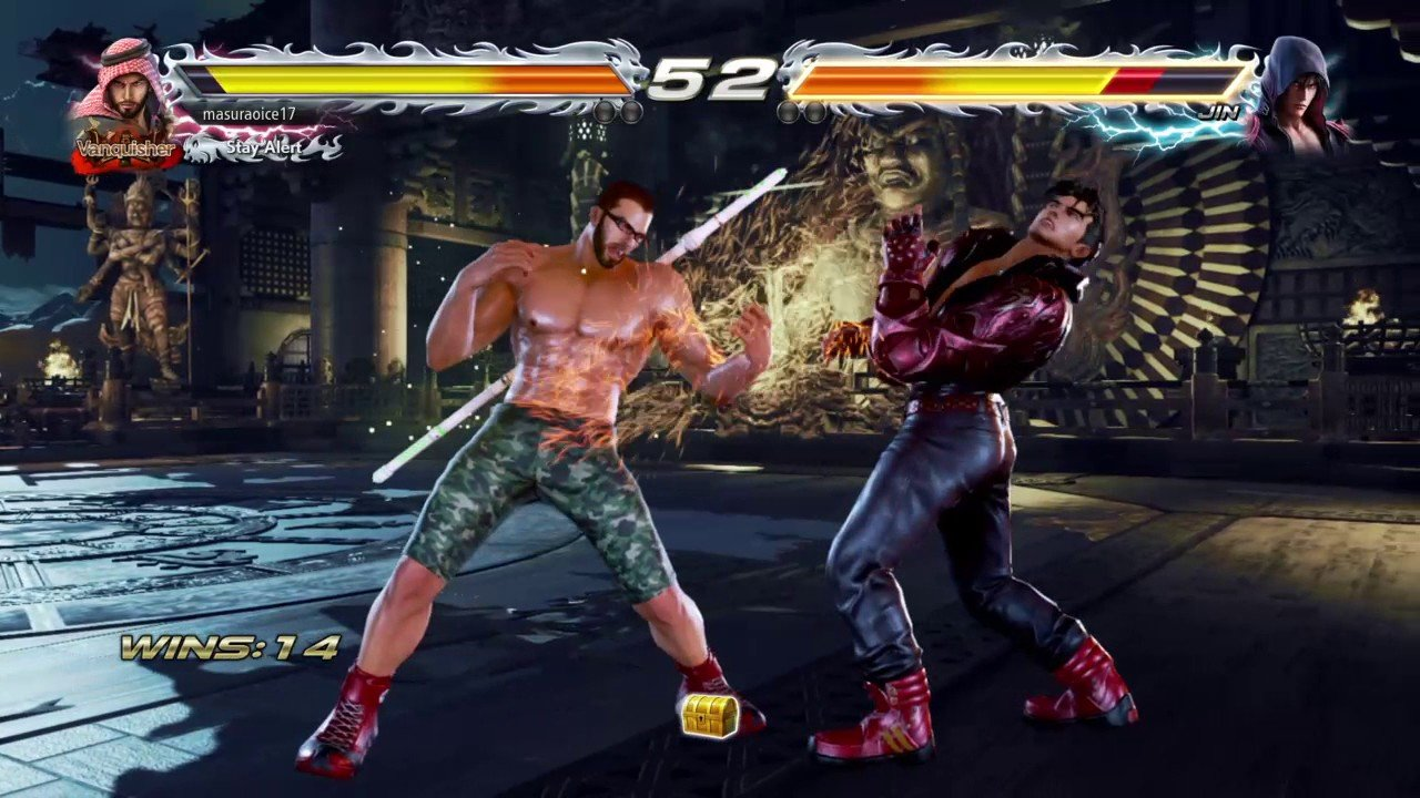 Games as precise in their control at Tekken 7 will go a long way in showing what Project xCloud can or can't do when it cames to latency.