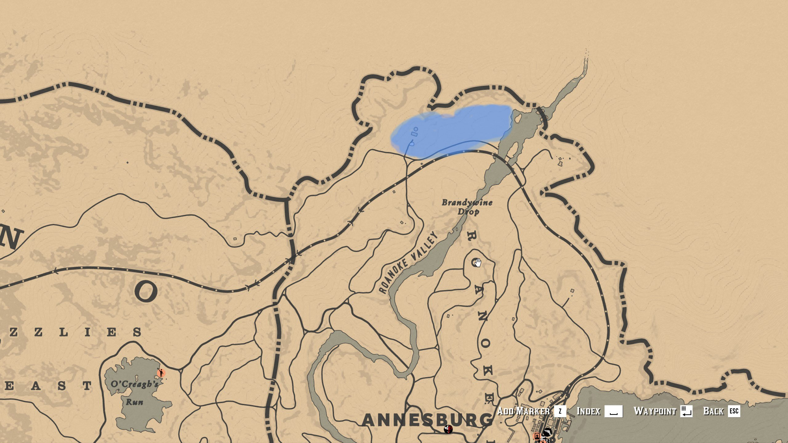 Ram's Head locations in Red Dead Redemption 2