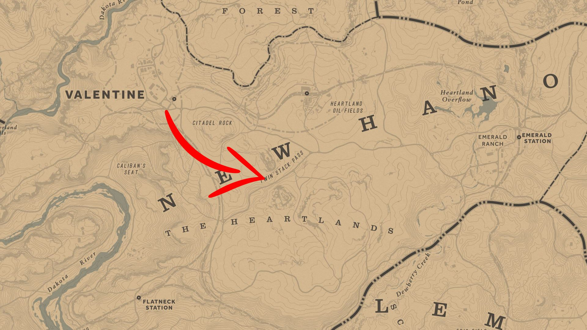 Raspberry Location Red Dead Redemption 2