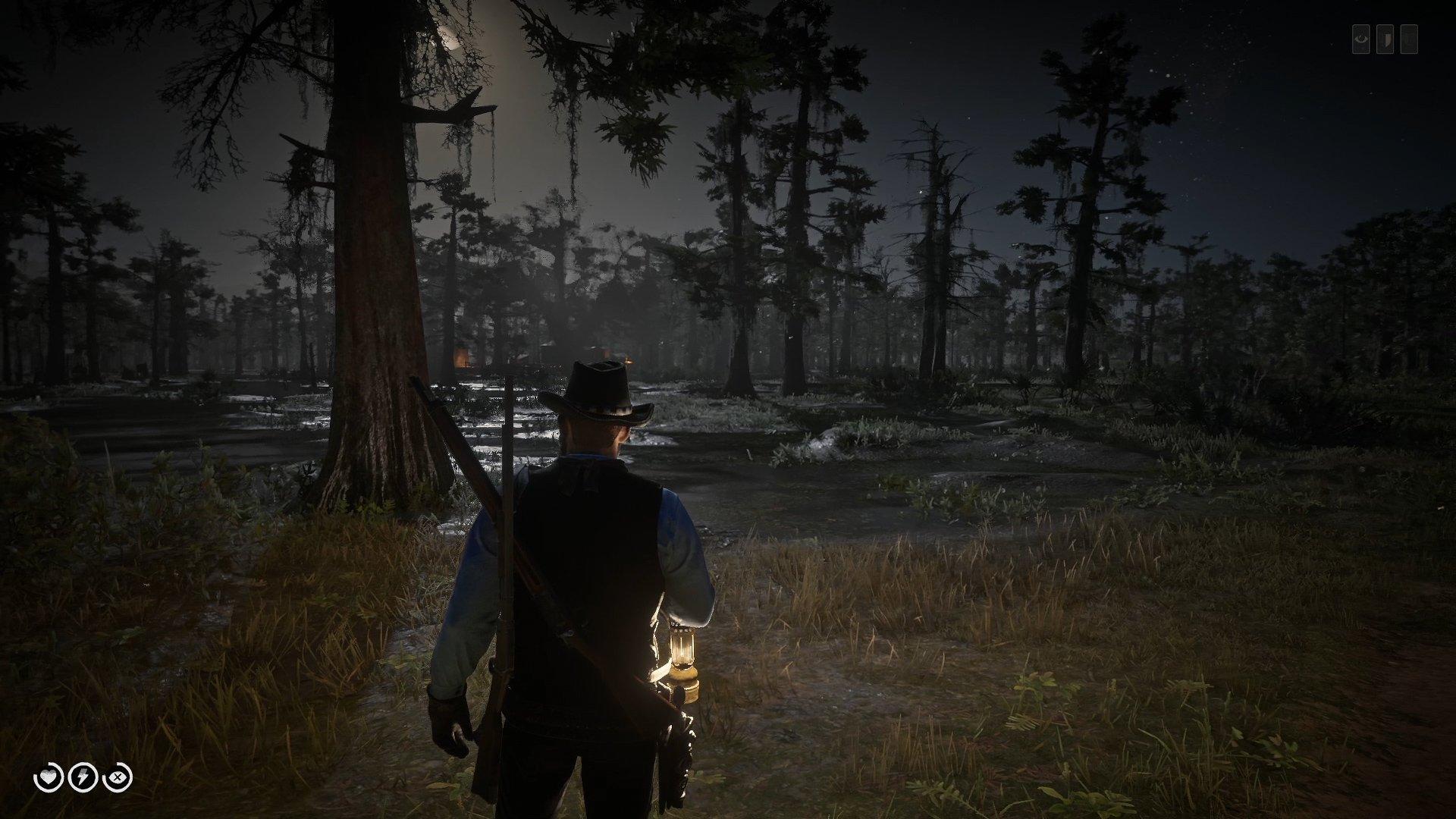 Red Dead Redemption 2 - American Bullfrog