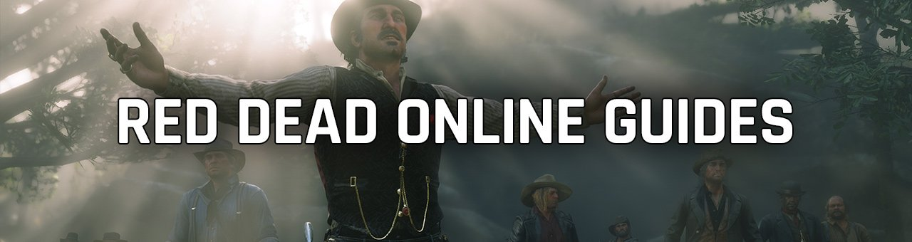 Red Dead Online Guides