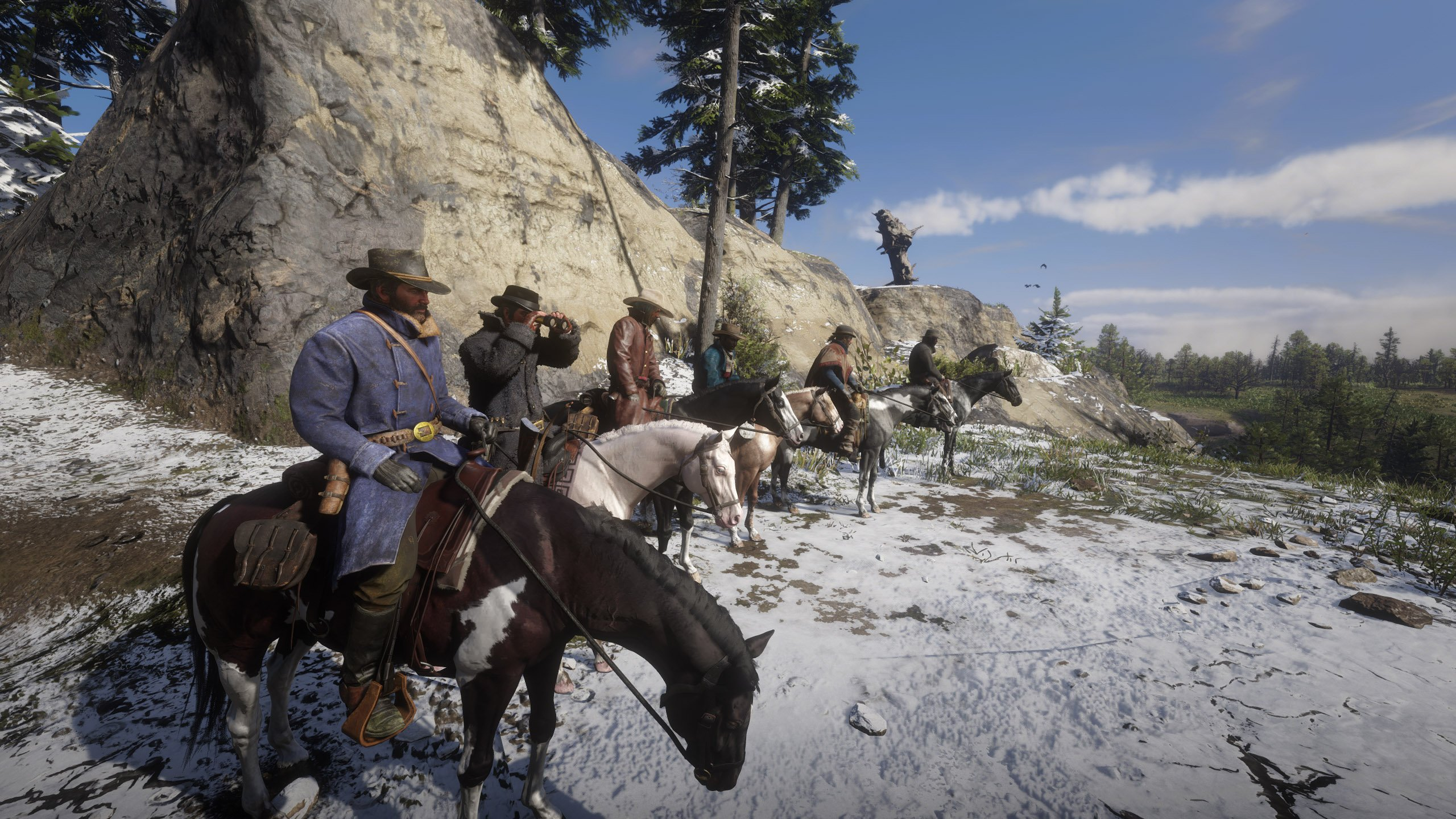 Photo Mode Red Dead Redemption 2 PC