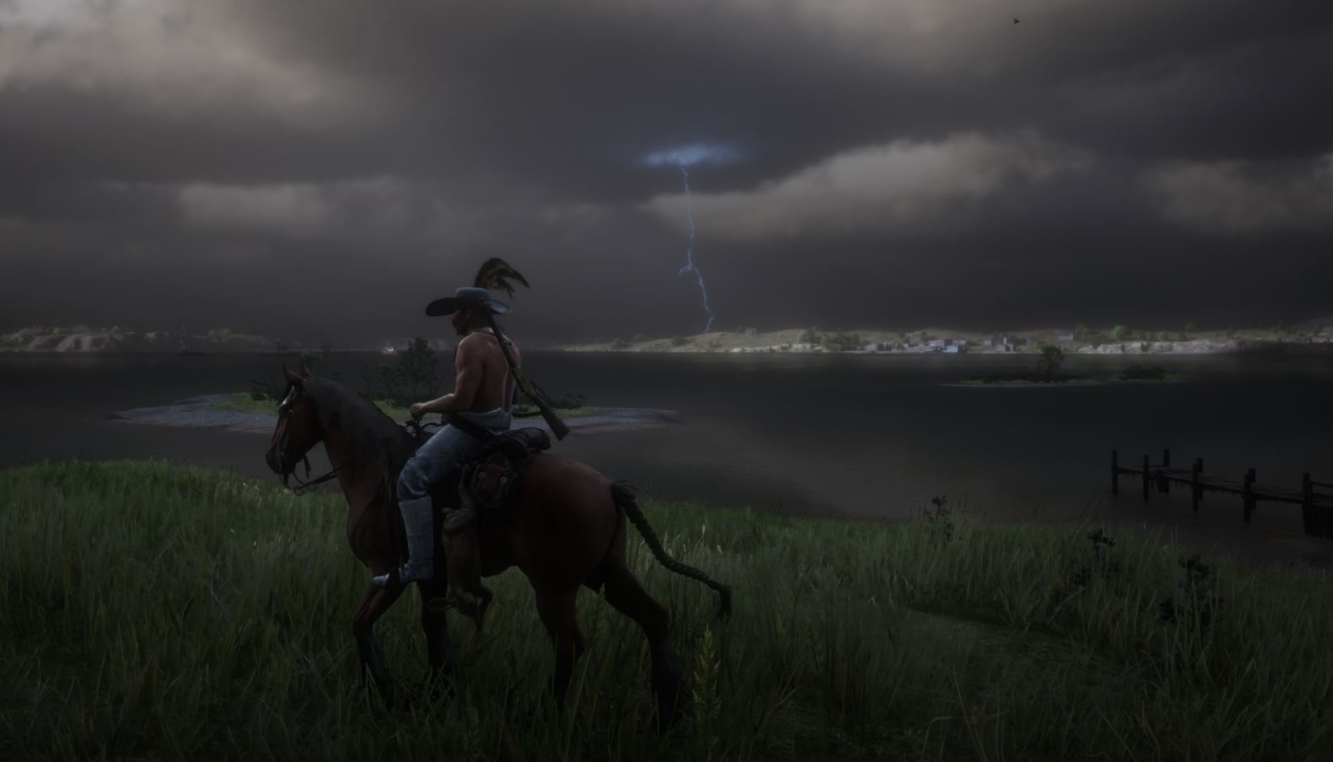 The PC version of Red Dead Redemption 2 offers a substantial upgrade over its console counterparts.
