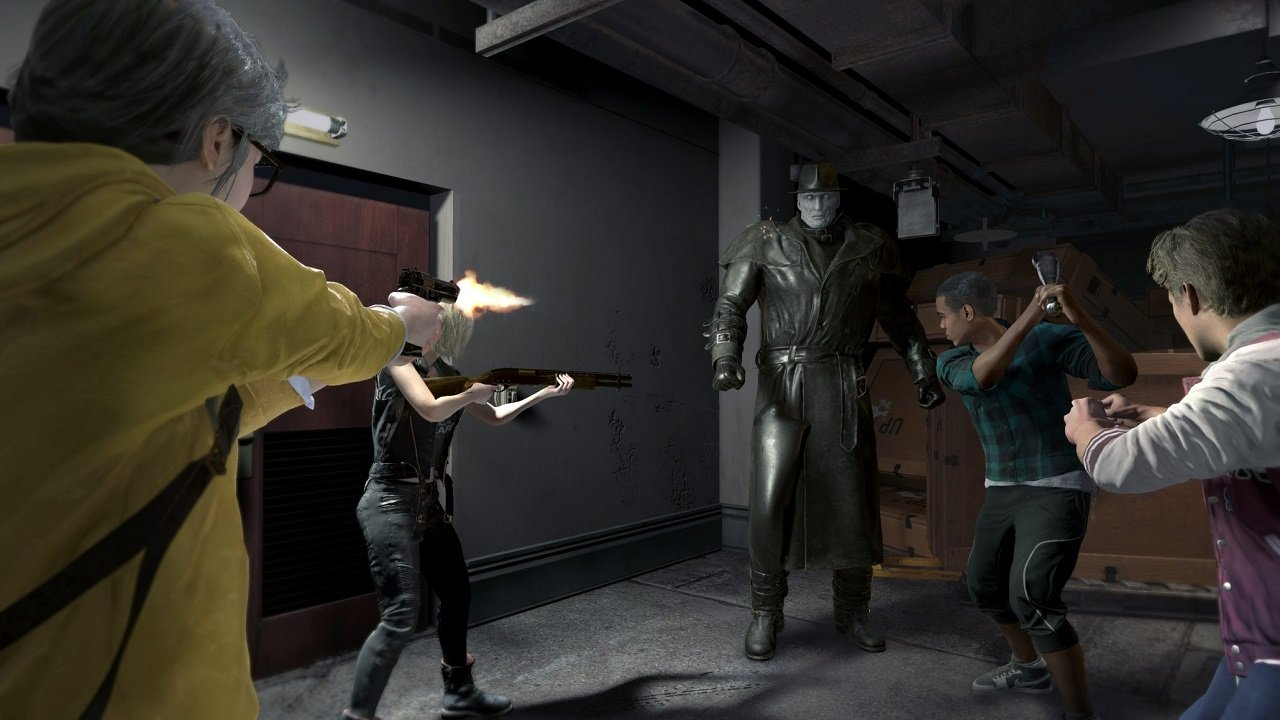 Although a Resident Evil 3 remake asap would be great, it's doubtful we'll see it take immediate priority over Project Resistance.
