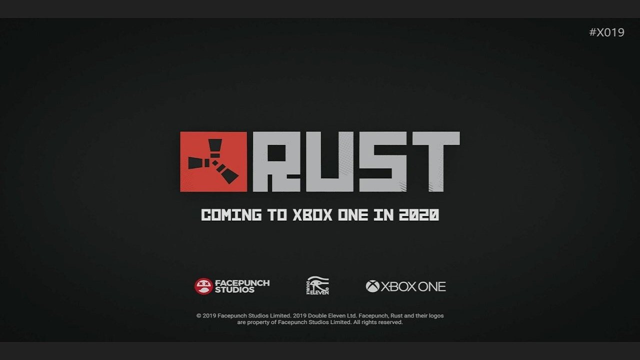 Rust was launched in Early Access in 2013 and fully released in 2018. Now it's coming to Xbox.