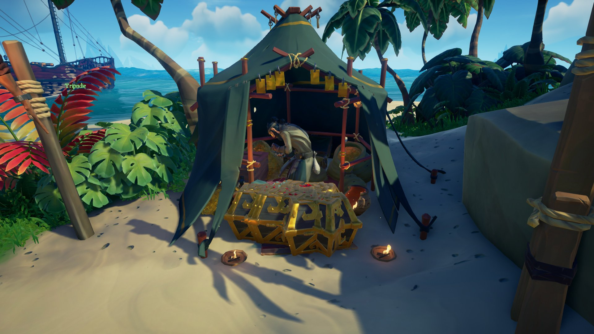 sell chests sea of thieves