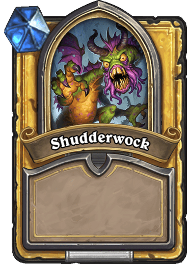 Shudderwock