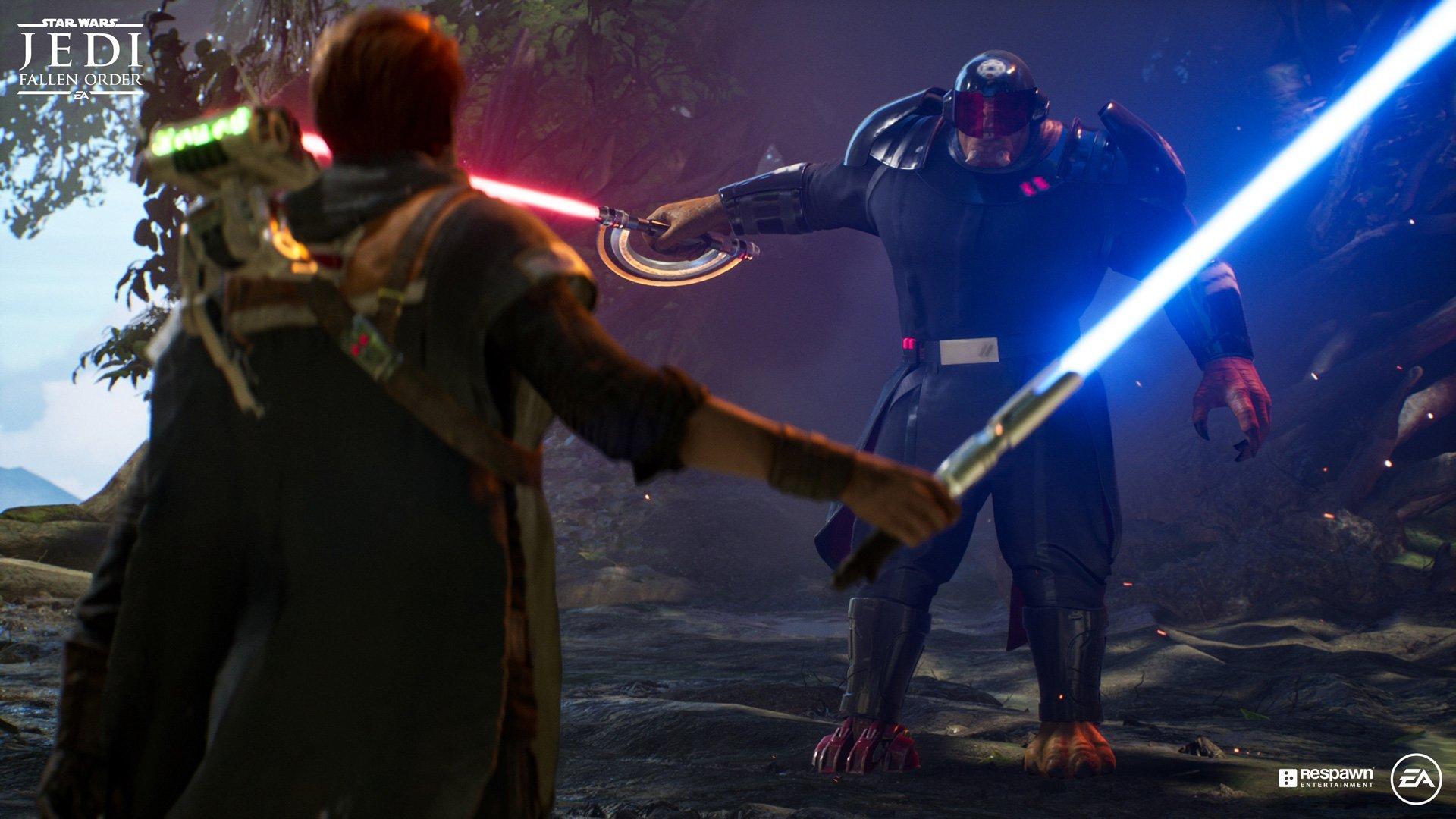 how long to beat Star Wars Jedi: Fallen Order