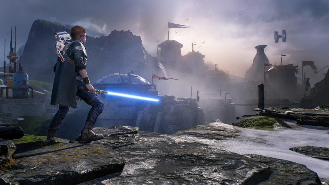 Star Wars Jedi Fallen Order soft exploration