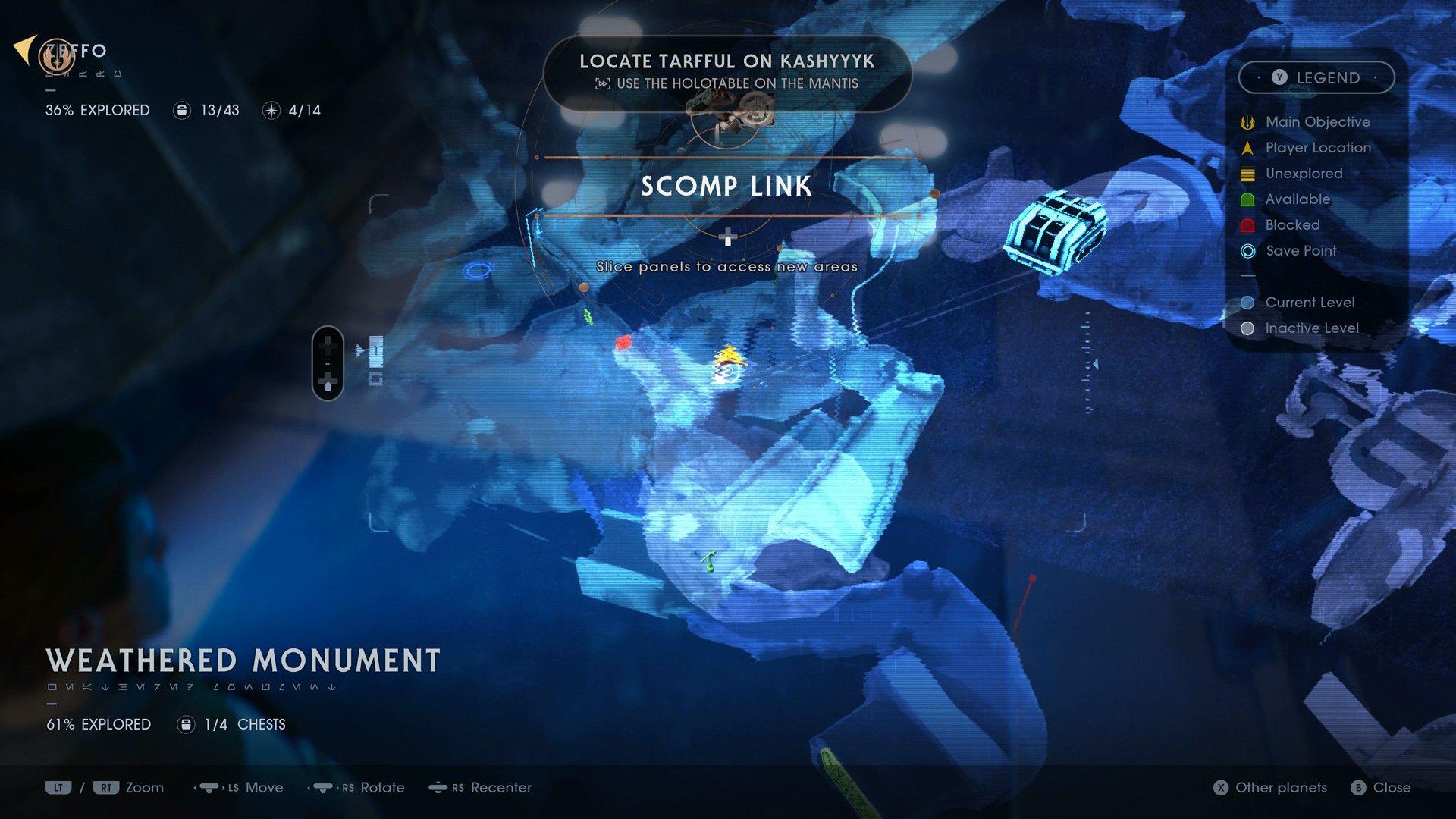 unlock scomp link star wars jedi fallen order