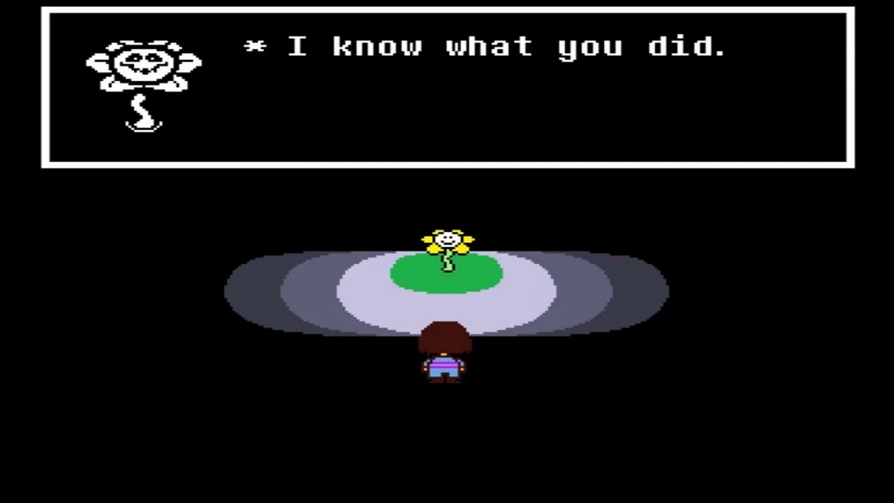 The Undertale Live director hinted that audiences might be able to jump timelines and unlock secrets, though fans of Undertale should know some secrets are less pleasant than others.