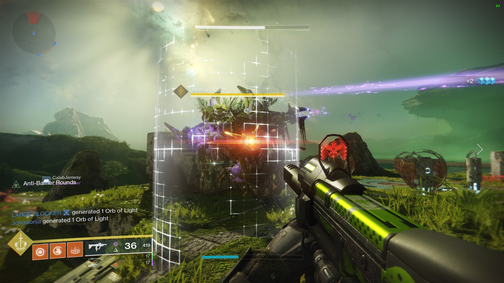 how to beat undying mind destiny 2