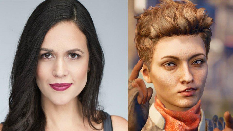 Victoria Sanchez Ellie Fenhill The Outer Worlds
