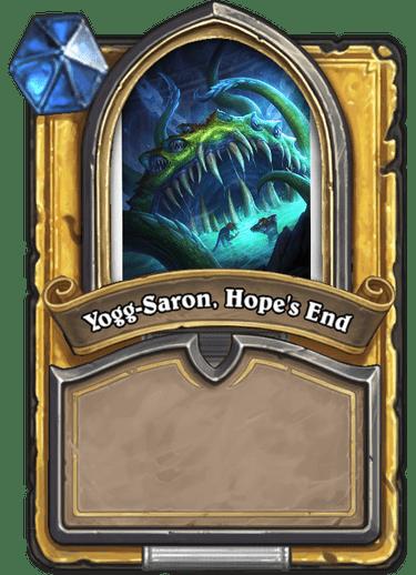 Yogg-Saron Hope's End