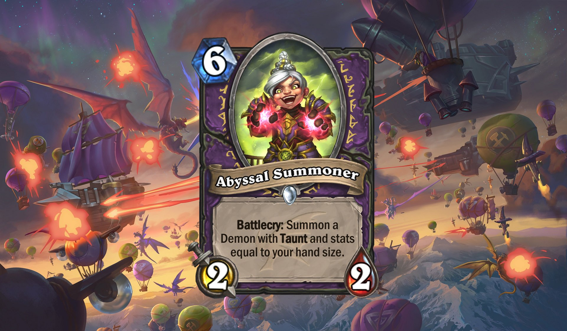 Hearthstone - Abyssal Summoner