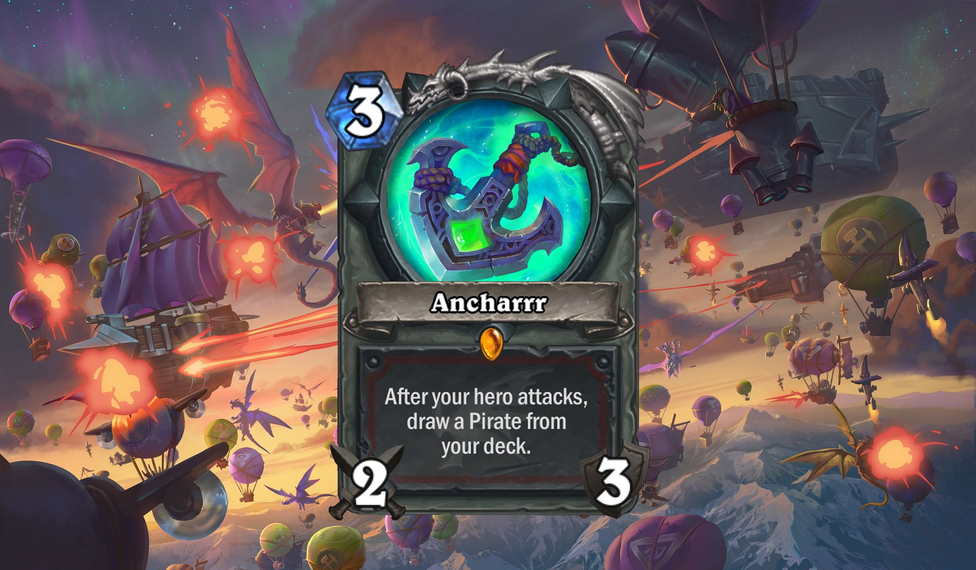 Hearthstone - Ancharrr