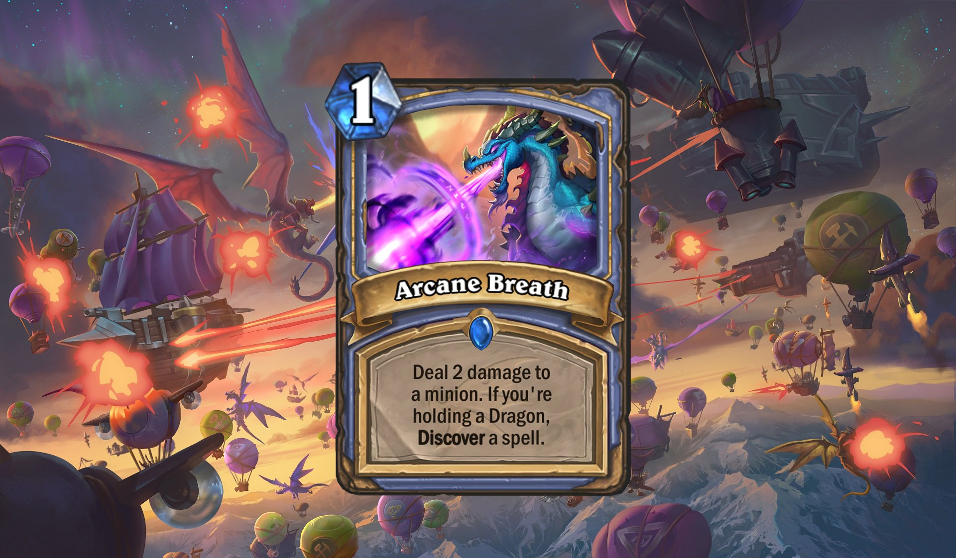 Hearthstone - Arcane Breath