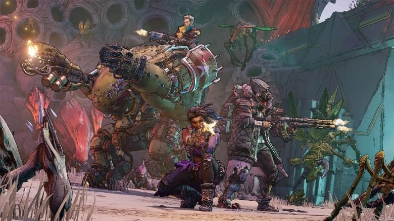Borderlands 3 delivered the best FPS action out of this year's candidates
