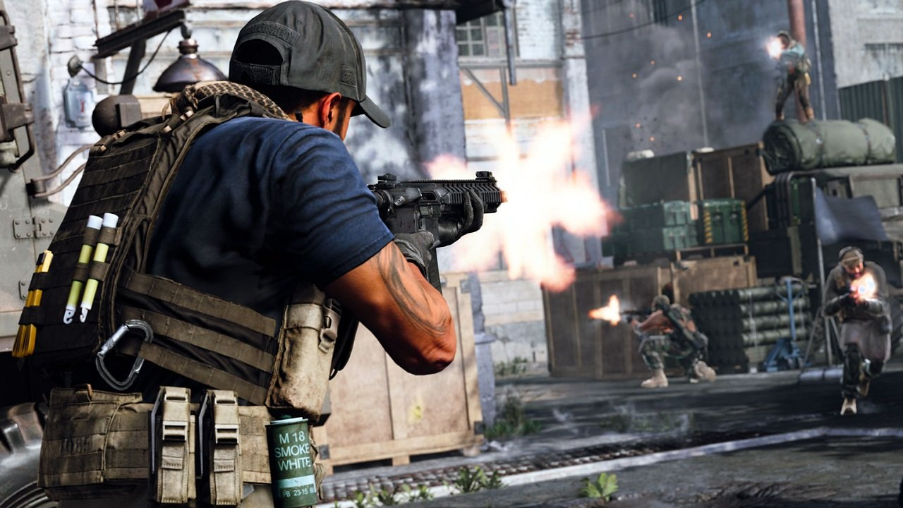 Call of Duty Modern Warfare will have its first year of competition in the maiden voyage of the new Call of Duty League.